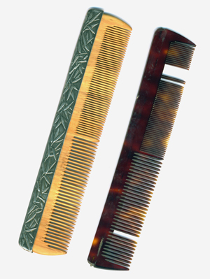box wood comb