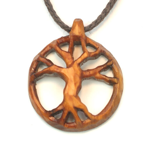 tree of life necklace yew